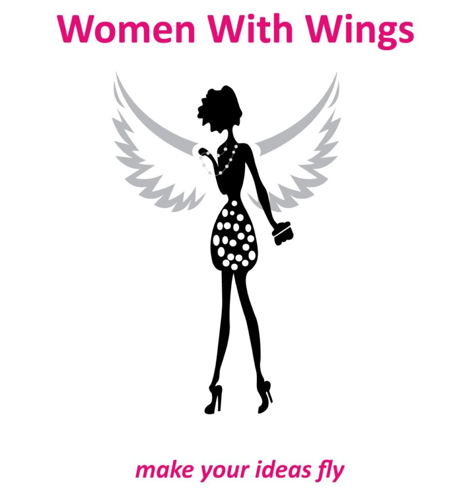 Women with Wings CIC logo