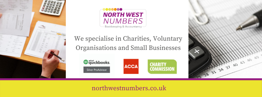 North West Numbers logo